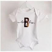Baby Bro. Quand vous nous gardez le prénom surprise 💝  . . #heymamagang #body #babybro #vetementbebe #valisematernite #littlebro #petitfrere #vetementspersonnalises #personnalisation #cotonbio #aixenprovence #marseille