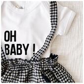 OH BABY ! Outfit of the day 🤍  Welcome à tous les bébés cancer ♋️ (#teamjuillet ✌🏻)  🔍 Allez, un petit zoom sur le signe du cancer pour s'amuser :  👶🏻 Le caractère du bébé cancer, un vrai sensible !  Ce petit émotif peut passer du rire aux grosses larmes de bébé en un instant. Parfois un peu boudeur voire capricieux, sa gentillesse exemplaire le rachète aux yeux de tous ! Il sourit à la vie 😃  Bébé Cancer est très sensible : totalement en osmose avec sa maman qu'il vénère, ses colères dépendent de l'état d'âme de sa maman. C'est bien simple, lorsque vous êtes heureuse il est confiant, serein et rieur.  👶🏻 Comment prendre soin du bébé cancer ?  Protégez votre petit Cancer de tout votre amour. Ne le laissez pas bouder seul dans son coin car c'est vraiment un grand émotif. Rassurez-le autant que vous pouvez, mettez ses qualités en avant, faites-le parler... En un mot, ne le bousculez pas, lui et ses habitudes.  Source : magicmaman.fr  . . #heymamagang