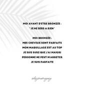 Pour une fois que je suis bronzée ! J'ai le droit ! Bon lundi ♥️ . . #heymamagang #humour #humourdemaman #viedemaman #mumlife #mumquotes #autoderision #bronzage #summermood #summerlife #vacances #oupas #vacancesscolaires #youknow #aixenprovence #marseille