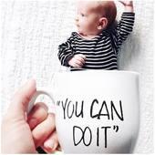 Bon Lundi ! 🤍 Vous avez passé un bon week-end ?  @jordan.and.co  . . #heymamagang #lundi #monday #coffeelovers #mumlife #mondaymotivation #viedemaman #lundimatin #mamanblogueuse #babyhumor #coffeeaddict