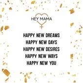 J'adore les nouvelles années. Les nouveaux départs, les nouveaux carnets, les pages blanches. J'adore ça, et j'ai posé pleins de nouvelles intentions pour cette année 2021 ! Du positif du positif et du positif !  Alors je vous souhaite une bonne année, et j'y crois à fond ! . . #heymamagang #happynewyear #bonneannee #happynewyou #365newdays #mumlife #mamalife #mumpreneur #viedemaman #Bonneannee