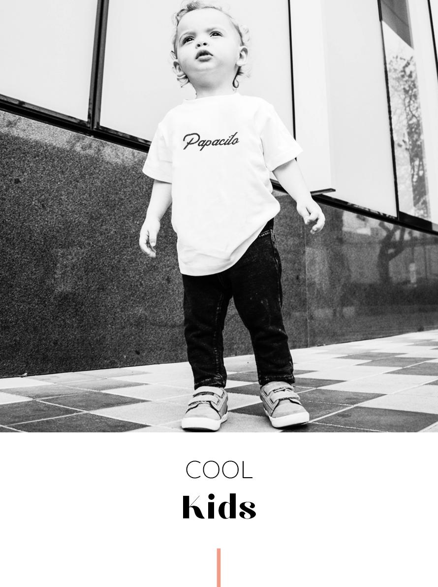 T-shirt pour cool kids